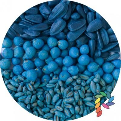 Блакитний перламутровий